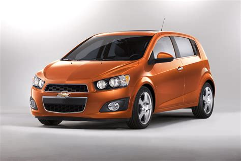 2012 Chevrolet Sonic (chevy) Review, Ratings, Specs