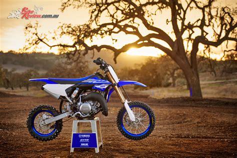 model  yamaha yz bike review