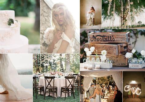 Gypsy Boho Wedding Inspiration