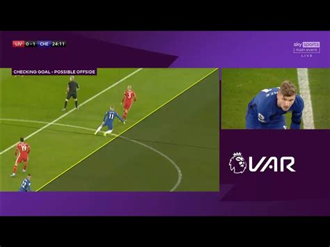 Watch as Timo Werner denied Chelsea goal by VAR in ...