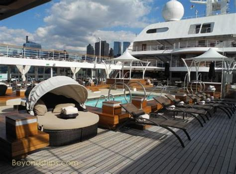 Seabourn Sojourn - Photo Tour and Commentary page 2