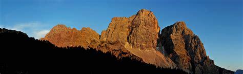 Monte Pelmo dal rifugio Città di Fiume - Dolomiti, Selva ...