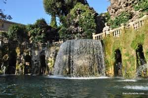 Tivoli Gardens Rome