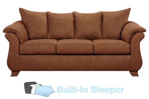 microfiber sectional sleeper vista microfiber queen sleeper sofa at gardner white