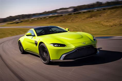 2018 Aston Martin Vantage Uncrate