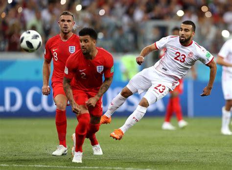 Belgium Tunisia World Cup Preview Lineups