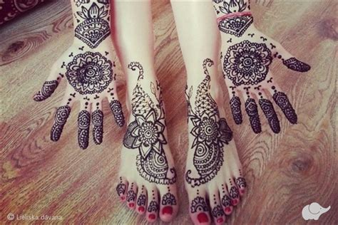 Hennas tetovējums   Lieliska dāvana