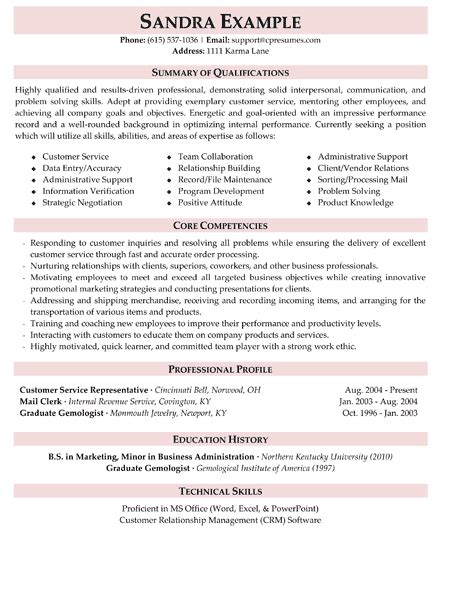 Customer Service Skills On Resume by Customer Service Skills On Resume Project Scope Template
