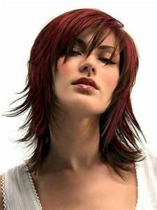 Coiffure Pour Cheveux Mi Longs : id es coiffures pour cheveux mi longs d couvrez votre style ~ Melissatoandfro.com Idées de Décoration