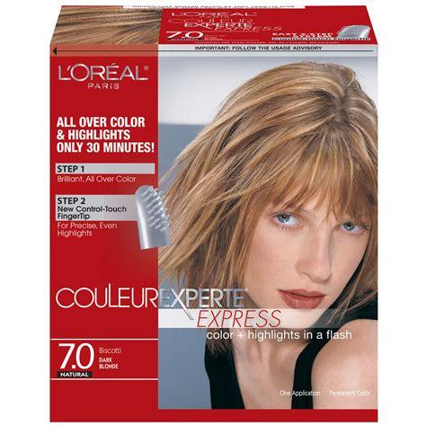 loreal paris couleur experte hair color dark blonde
