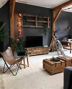 Holz Und Raum : 1001 verbl ffende und moderne wohnzimmer ideen ~ A.2002-acura-tl-radio.info Haus und Dekorationen