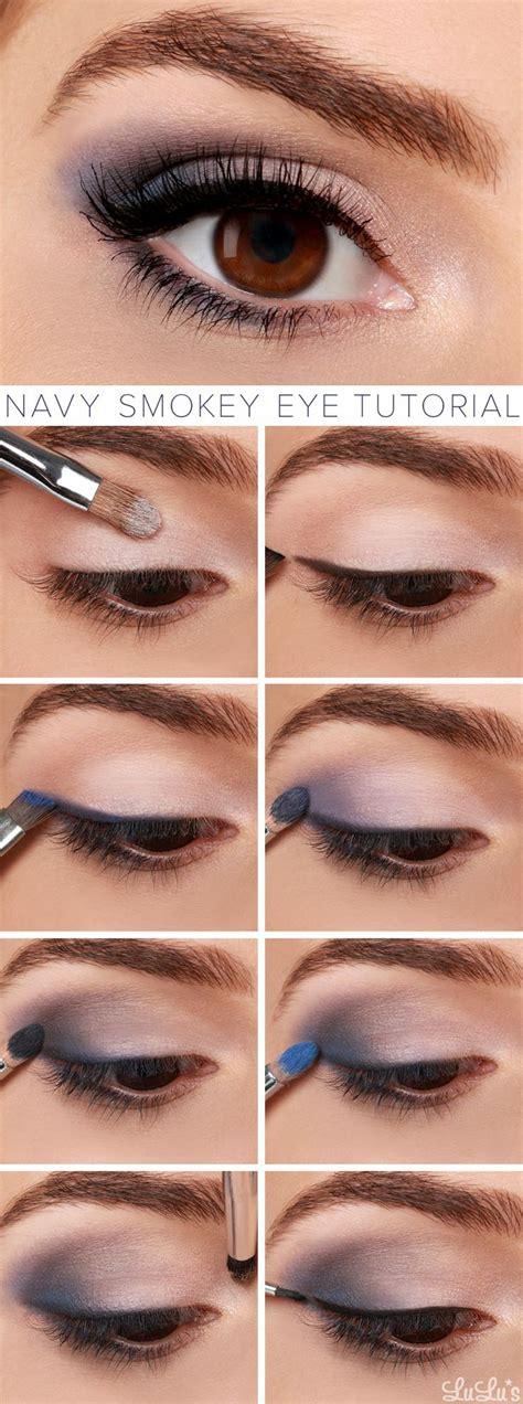 easy  dramatic smokey eye tutorials  season