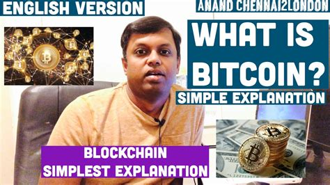 In fact, bitcoin is just a record on the bitcoin blockchain that confirms bitcoin ownership. What Is Bitcoin ?   Simplest Explanation   English Version   Blockchain Explained In Simple ...