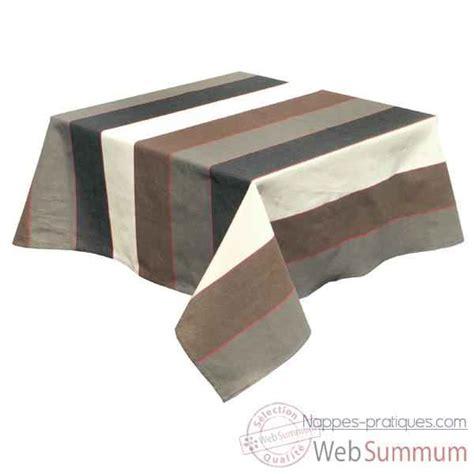 nappe rectangulaire artiga 200 x 160 dans toutes nappes de table sur nappes pratiques