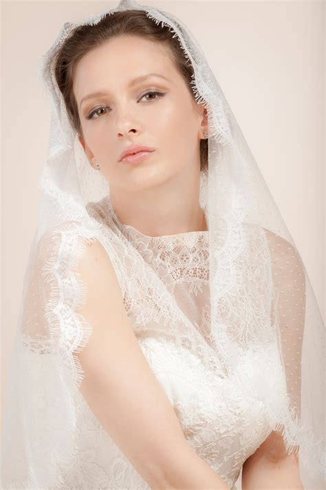 Wedding Veil Dotted Veil Bridal Veil Swiss Dot Veil