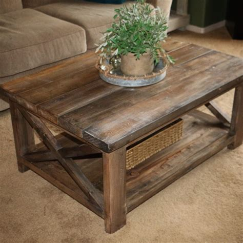 160+ Best Coffee Tables Ideas  Diy Country Pinterest