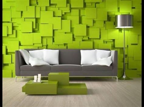 3D Wall Art Design Ideas To Stand Out Your Interior- Plan