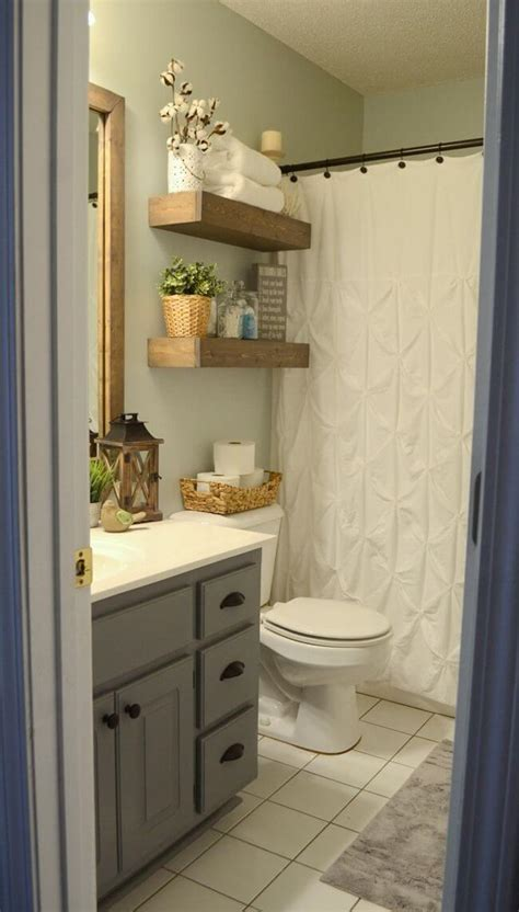 25+ Best Diy Bathroom Shelf Ideas And Designs For 2017