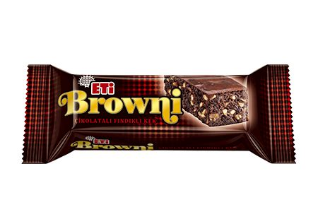 eti browni chocolate  hazelnut cake