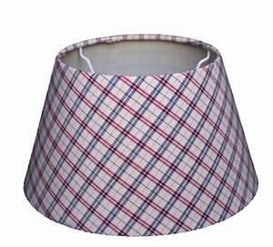 Lampenschirm 30 Cm Durchmesser : lampenschirm aus textil in rot blau wei kariert durchmesser 14 25 30 cm f r e27 fassung ~ Bigdaddyawards.com Haus und Dekorationen