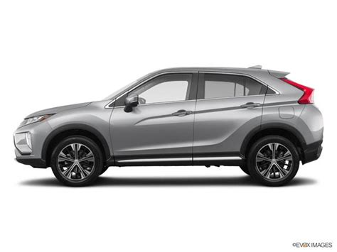Mitsubishi Of Nashua by 2018 Mitsubishi Eclipse Cross In Silver For Sale In Nashua