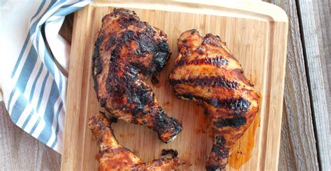 grilled leg quarters ancho chile tamarind sauce salsaology mexican cooking sauces