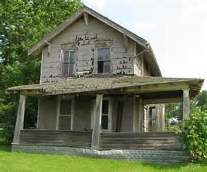 Broken Home Abandoned Houses