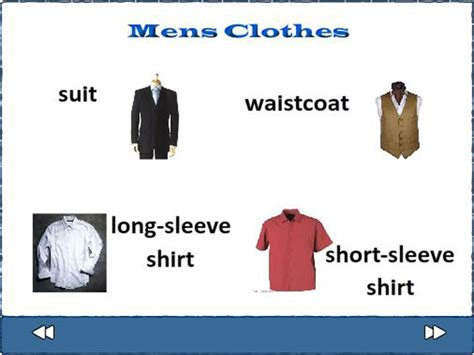 Types Of Clothes For Men, Women Babies And Accessories