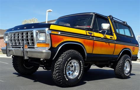 heres  chance    perfect  ford bronco maxim