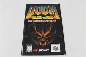 Manual - Doom 64