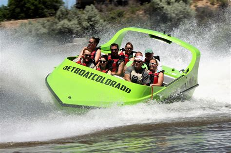 Jet Boat Colorado by Jet Boat Colorado Takes Exhilarating Tours Of The Colorado