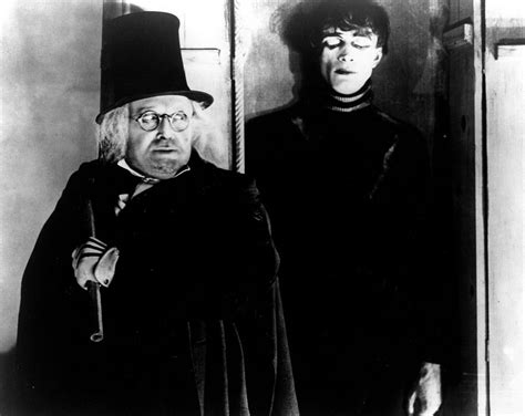 the cabinet of doctor caligari 1920 the cabinet of dr caligari 1920 a view to a queue