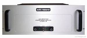 Audio Research Classic 30 Hybrid Valve    Fet Stereo Power