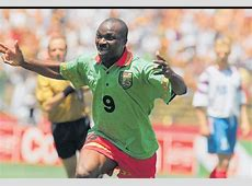 New Photos Of African Football Legend, Roger Milla, The