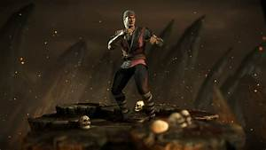 Mortal Kombat Liu Kang Wallpaper - WallpaperSafari