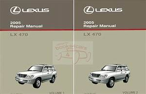 Lexus Lx470 Manuals At Books4cars Com