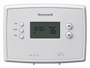 1-week Programmable Thermostat