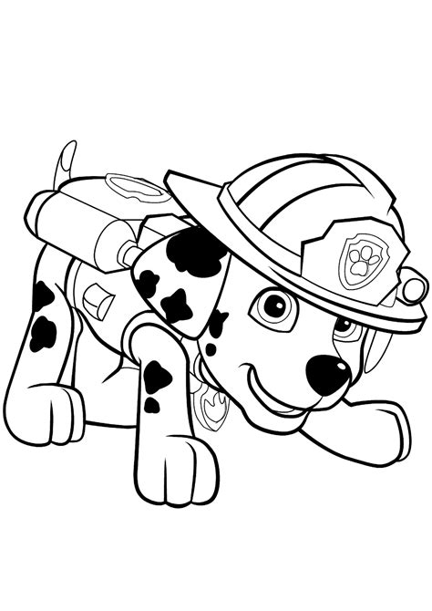 Paw patrol thank you card red * paw patrol birthday * paw patrol printables * paw patrol thanks. Paw Patrol Coloring Pages for Boys   Educative Printable