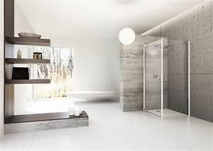 porte et paroi de douche studio berlin pure huppe With porte douche huppe