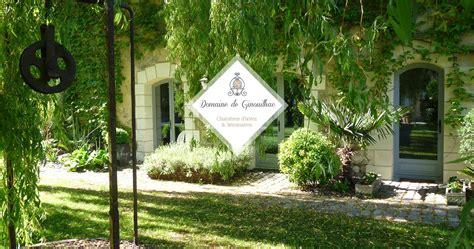 chambre d hote bordeaux et alentours domaine de ginouilhac chambres d 39 hôtes et séminaires