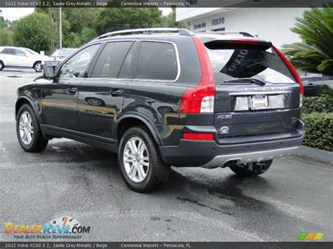 savile grey metallic  volvo xc  photo