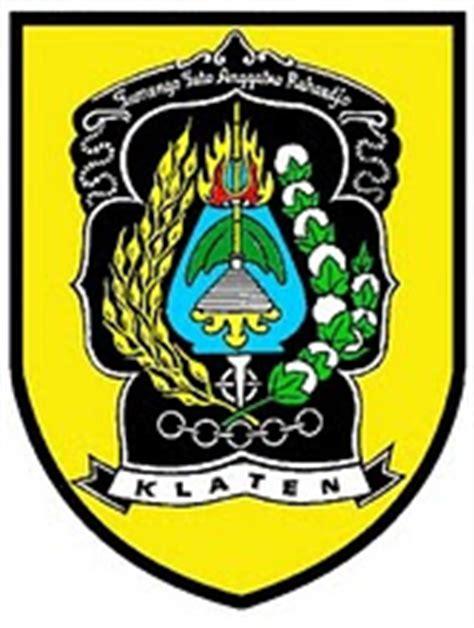 logo kabupaten klaten  gratis
