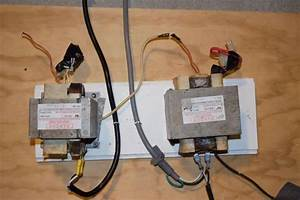 Basic Lichtenberg Transformer Wiring Diagram