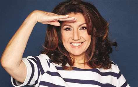Nominee Jane McDonald on going to the BAFTAs: 'I'm ...