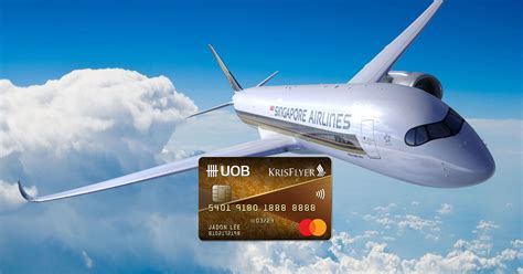 In its press release, capital one stated A review of the new KrisFlyer UOB Credit Card | The MileLion