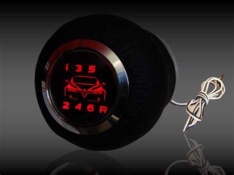 Pomello Alfa 147 by Alfa Romeo 146 147 149 159 Speed Shift Gear Led