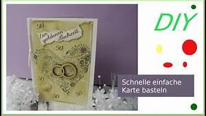 Karte Zur Hochzeit : karte zur goldenen hochzeit selber machen diy cardmaking ~ A.2002-acura-tl-radio.info Haus und Dekorationen