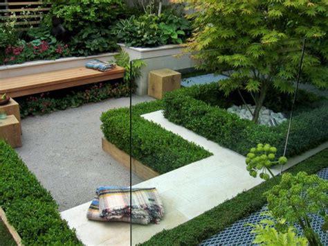Moderner Garten Ohne Rasen|50 Moderne Gartengestaltung