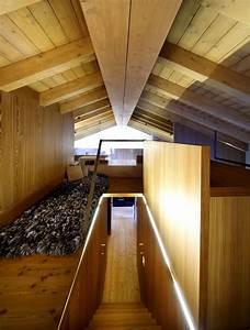 Modern, Wood, House, By, Studio, Fanetti