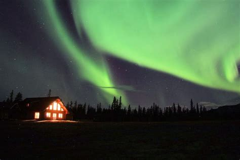 yukon northern lights from vancouver holidays 2018